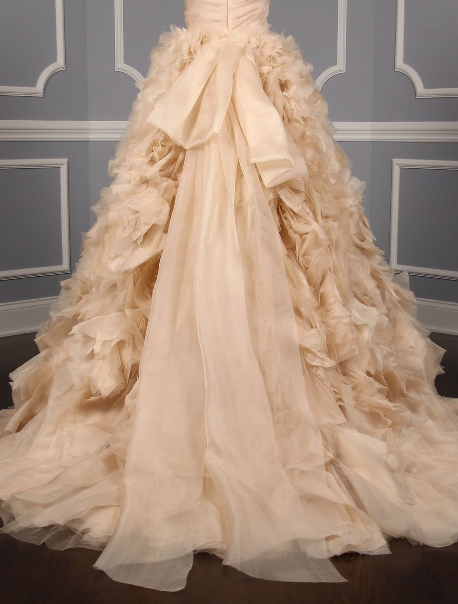 Platinum edition wedding dresses  Monique Lhuillier Waltz X Wedding Dress Platinum Collection  Bridal