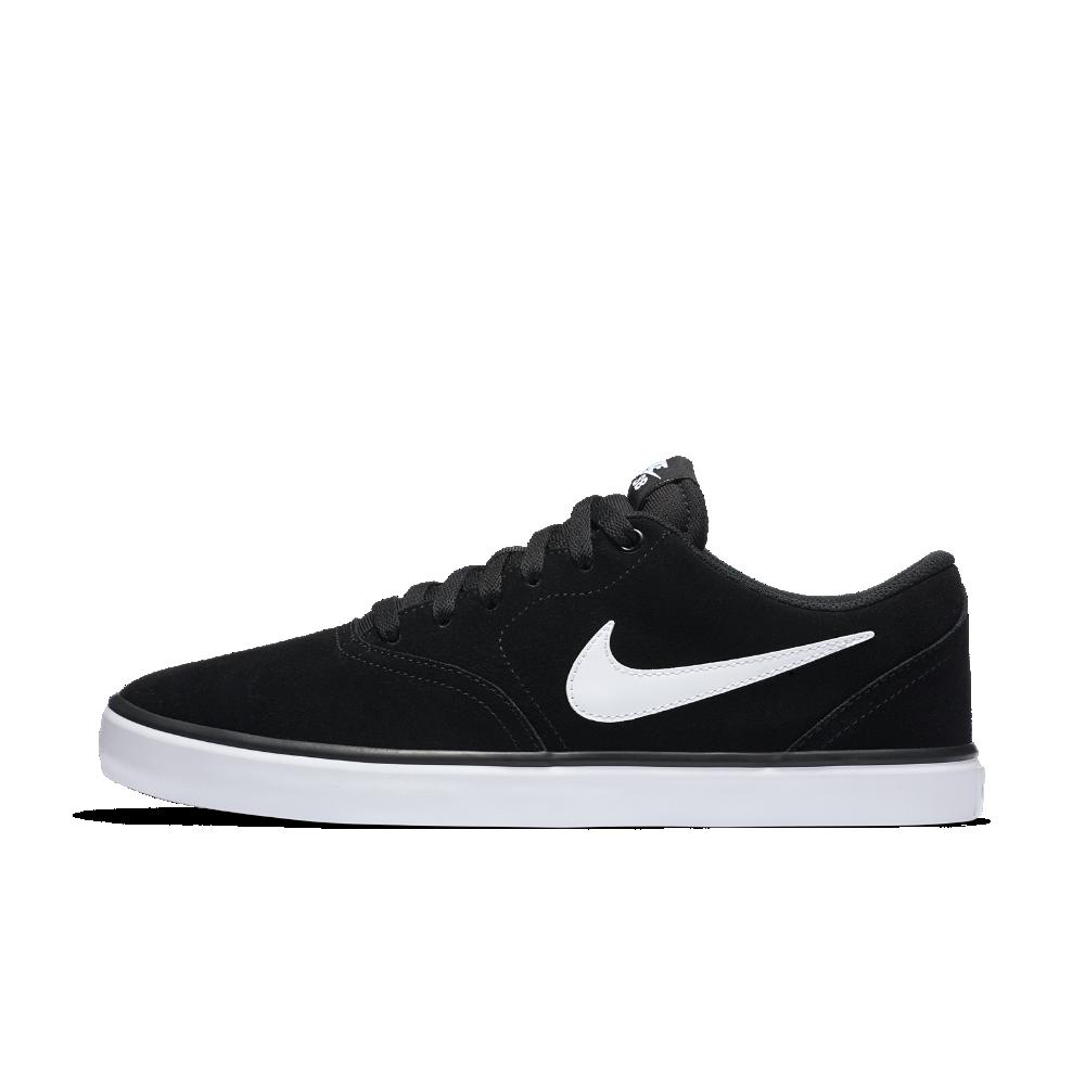 Nike Sb Check Solarsoft Men S Skateboarding Shoe Size Nike Sb Black Casual Shoes Nike Black Friday
