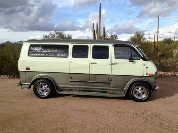 1970 Ford Custom Econoline Vk Vans Vintage Vans Ford Van