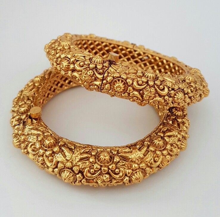 Pin by gagan chhabra on gold bangles Pinterest Indian jewelry
