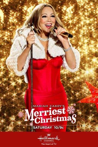 Mariah Carey S Merriest Christmas Hallmark Mariah Carey Merry Christmas Mariah Carey Mariah Carey Christmas