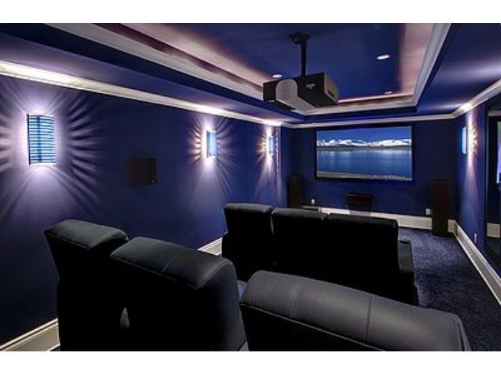 5 Steps To Creating The Perfect Media Room Decorate 101 Purple