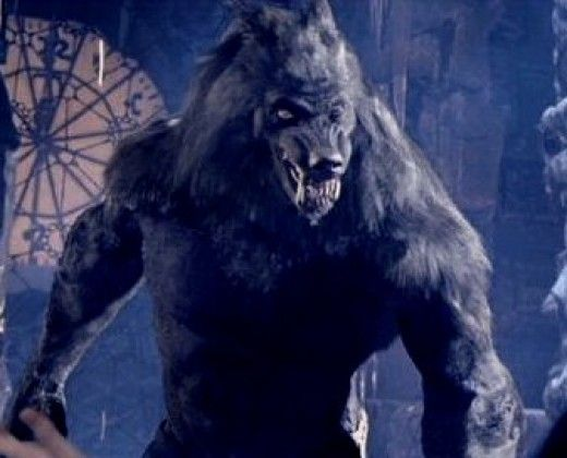 Werewolf Underworld