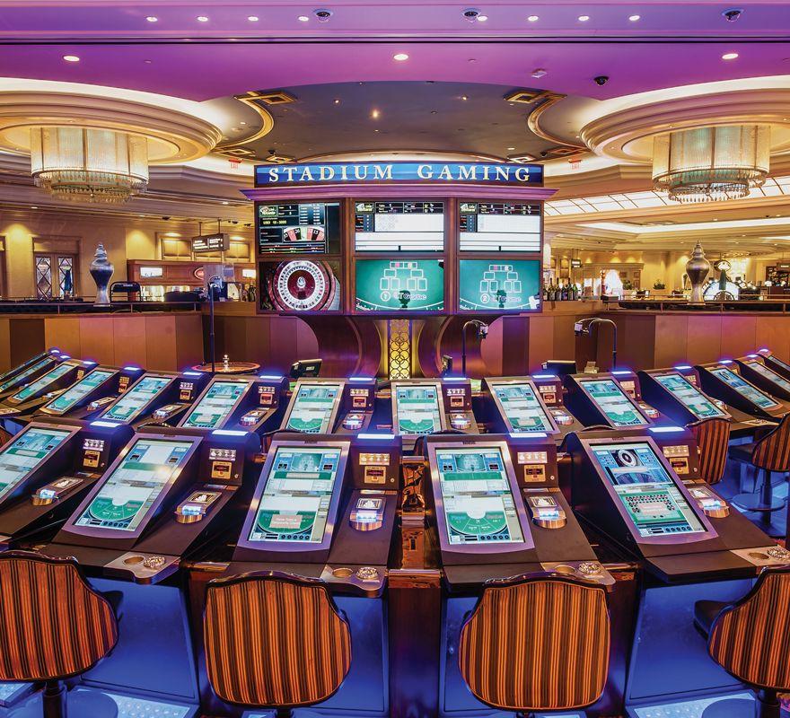 Sands Bethlehem Poker room, Hotel motel, Mass games