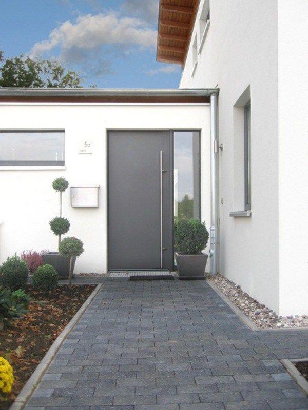 Puerta Aluminio Exterior Buscar Con Google House Door