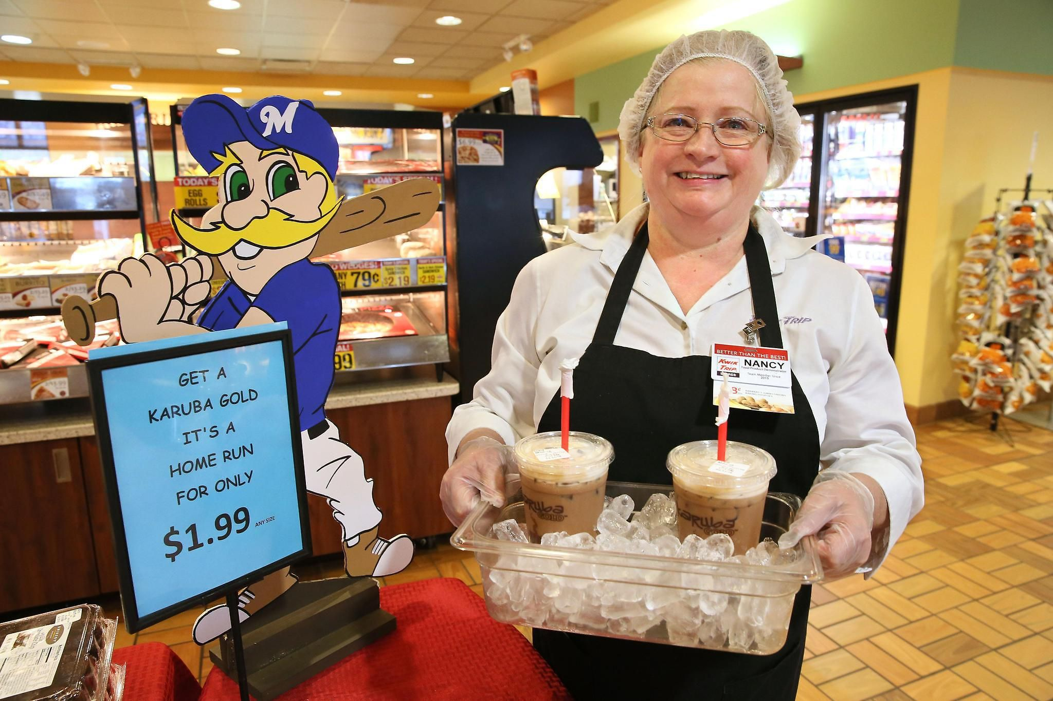 A Convenience Store Chain With A Dietitian At Kwik Trip Absolutely Healthy Recipes Dietitian Meal Kit Services