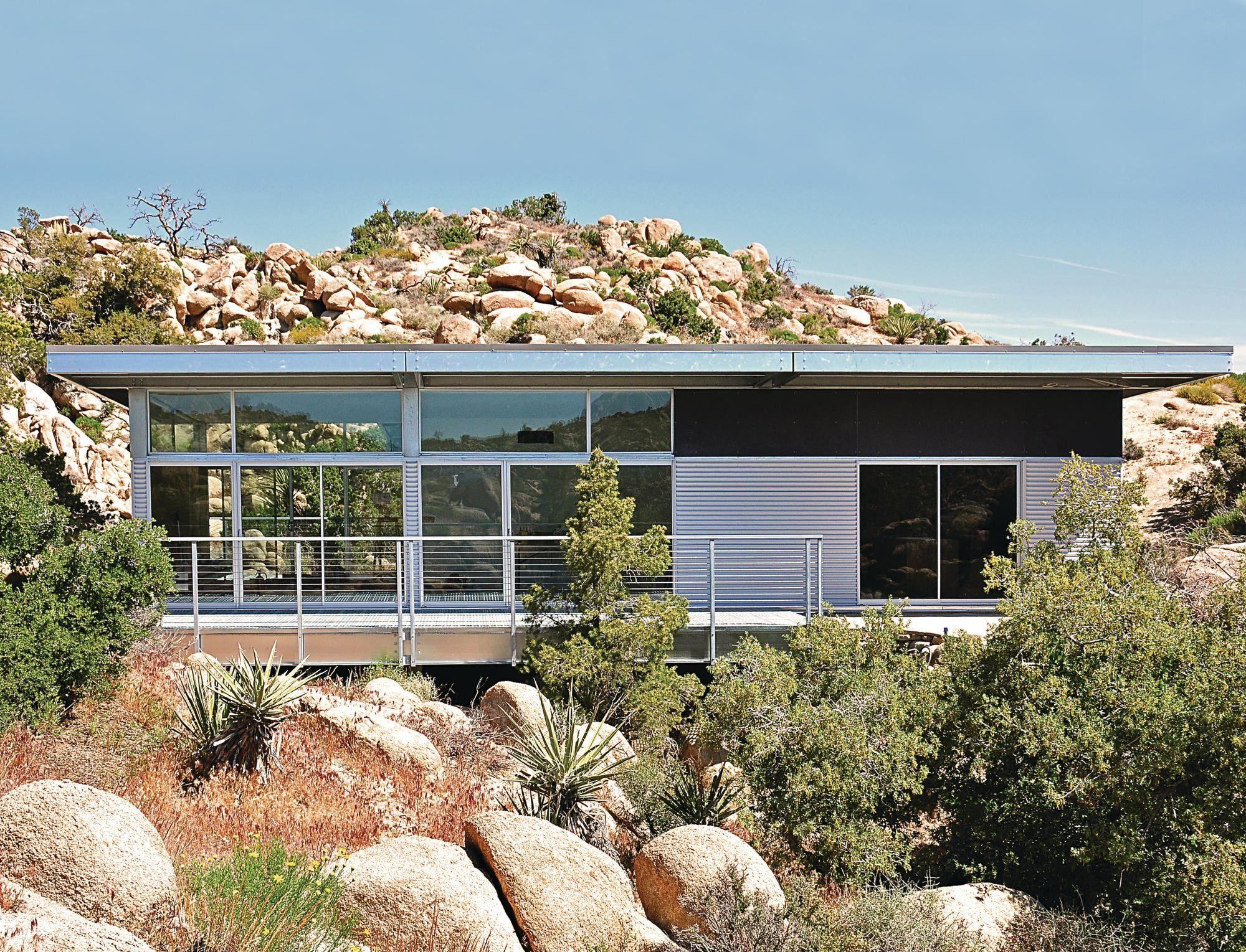 Elegantes wohndesign blue sky homes schließt elegantes stahlfertighaus ab  wohndesign
