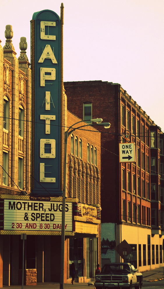Flint, MI-Saw a couple of shows here but is a distant memory. Great Place.