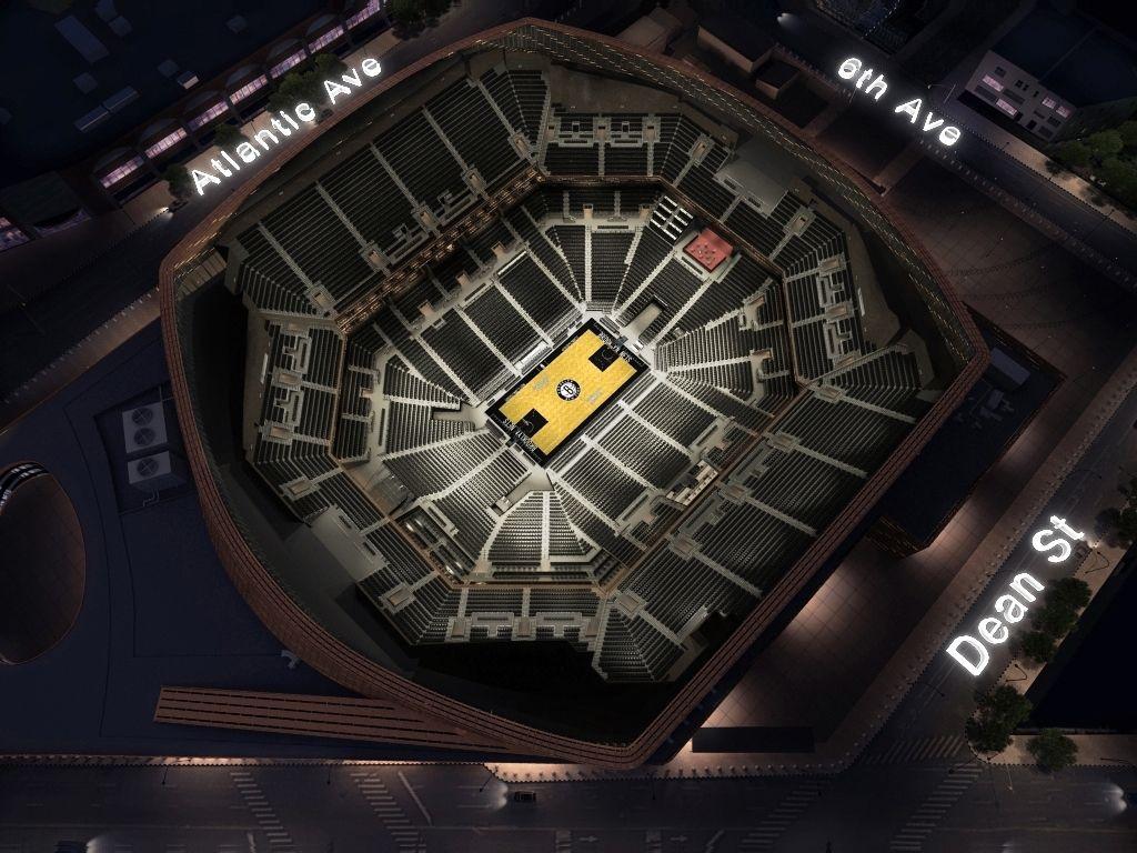 Barclays Center 3d Di 2020