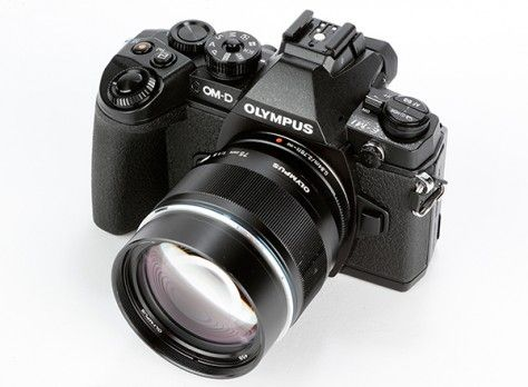 [cameras] 2014 Olympus OM-D E-M1 Camera Price in India, Review