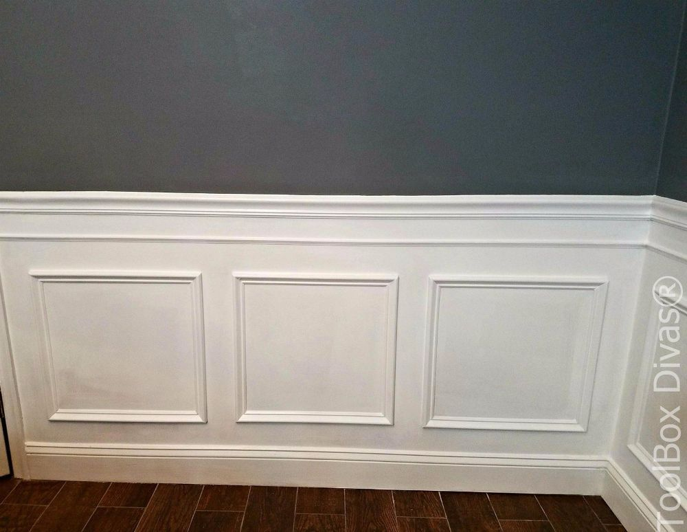 Install Picture Frame Moulding Budget Friendly