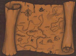 Creators Joy Drawing An Old Scroll
