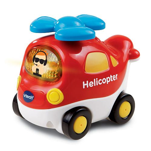 Vtech Go Go Smart Wheels Learning Vehicle Helicopter