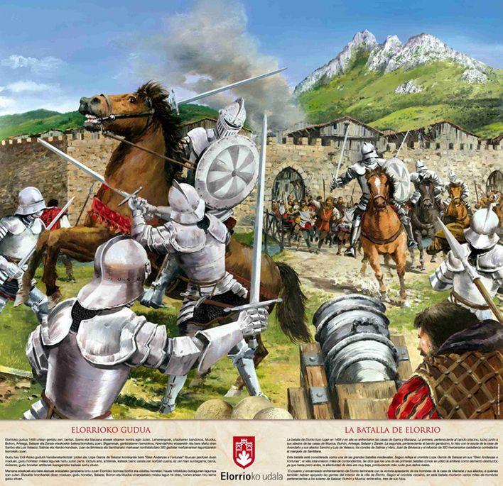 Bataille de Elorrio