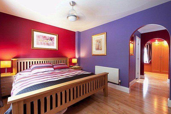 Analoge Farben – Wie entstehen harmonische Farbkombinationen in 2020   Schlafzimmer ...