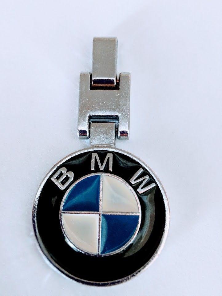 b8319c1f BMW Logo Key Chain Double Sided Metal #BMW | I Love my Ebay Store ...