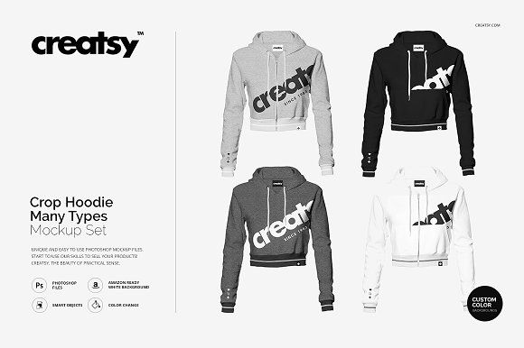 462+ Crop Hoodie Mockup Free Yellow Images Object Mockups