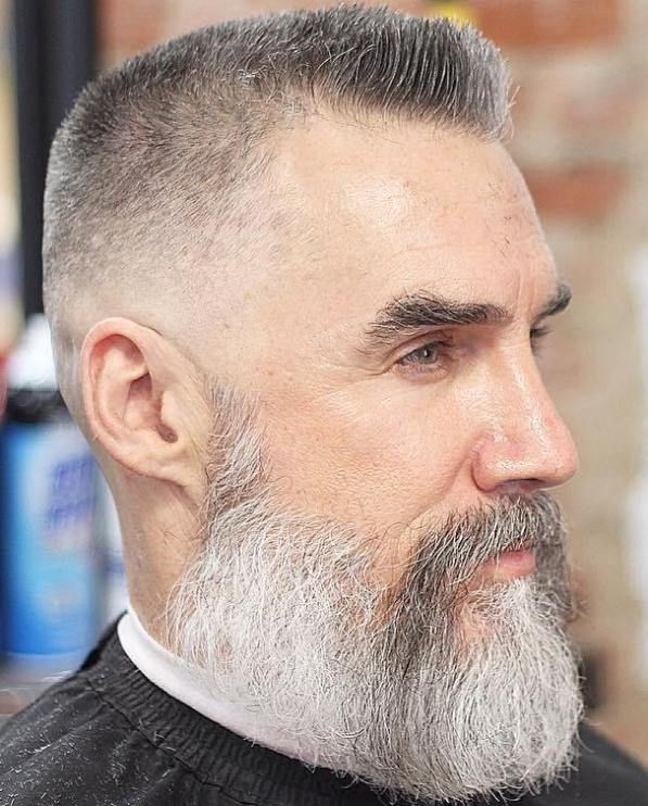 Hairstyles For Balding Crown Impressive 50 Classy Haircuts And Hairstyles For Balding Men  Bald Man Short