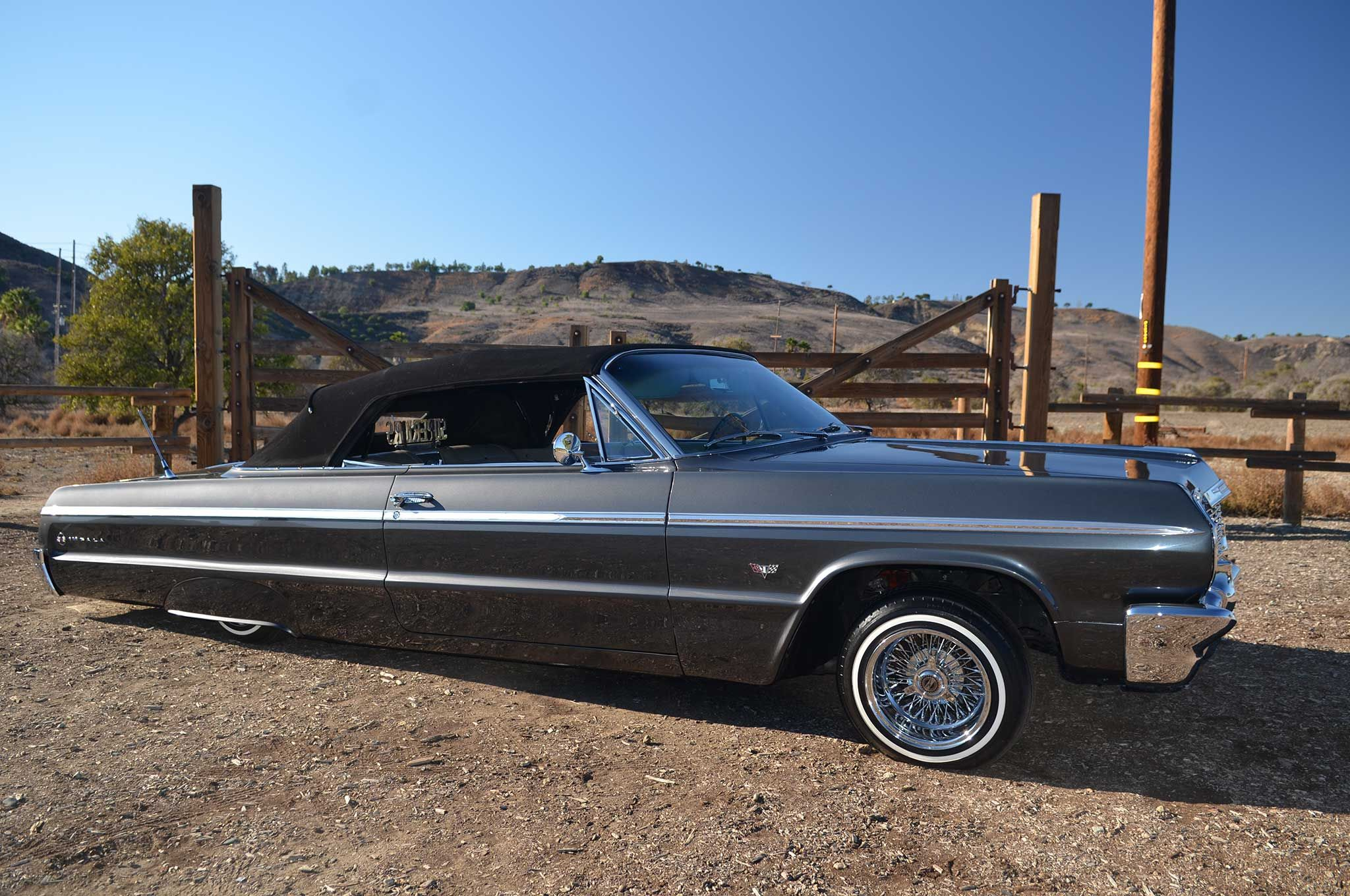 64 impala convertible reinvent the wheel pinterest 64 impala impalas and convertible