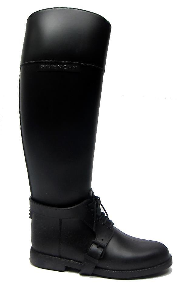 The new Hunter Boot? Givenchy Rain Boot.