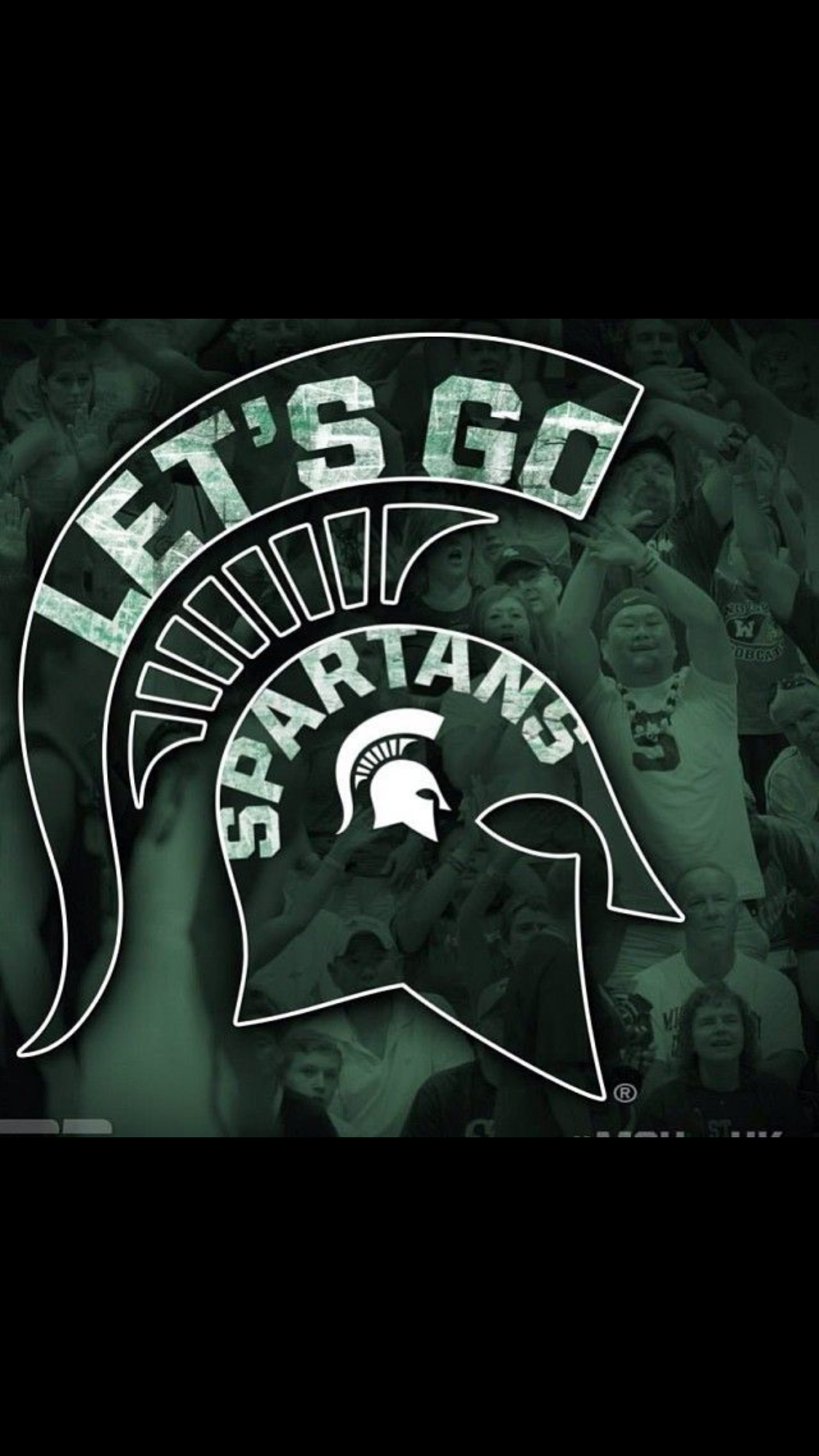 Pin by John Soyars on Sparty On! Michigan state football
