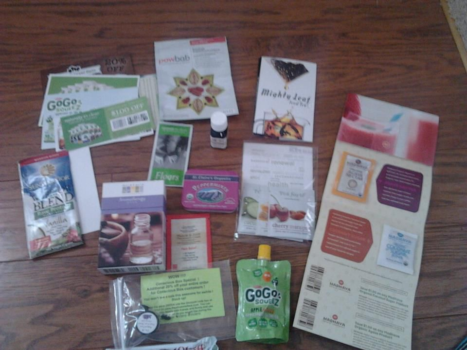 July conscious box review from Thrifty Moms Reviews and More