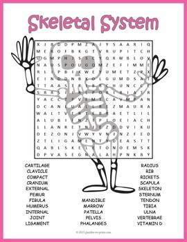 Shocking image pertaining to science crossword puzzles printable