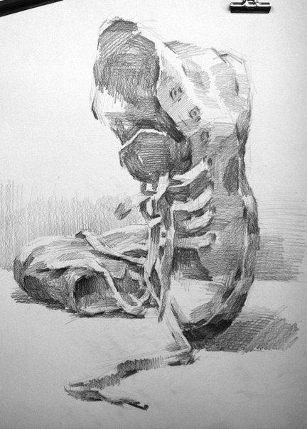 Art in Zoom. Искусство в деталях. | ВКонтакте 2 Поэтапный рисунок карандашом
