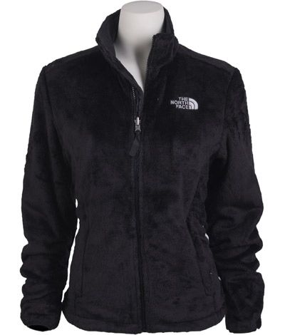 Black fuzzy north face jacket AAAA I WANT SOOO BAD | North