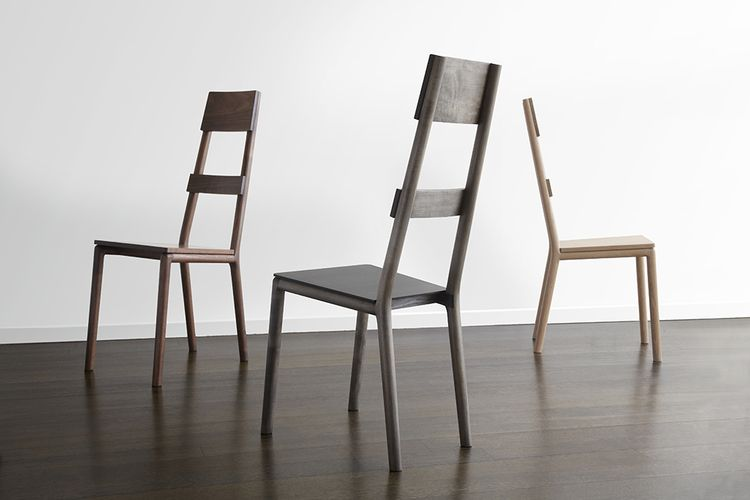 Simple Academy Chairs  debuting during NYC Design Week May 17-20, 2013