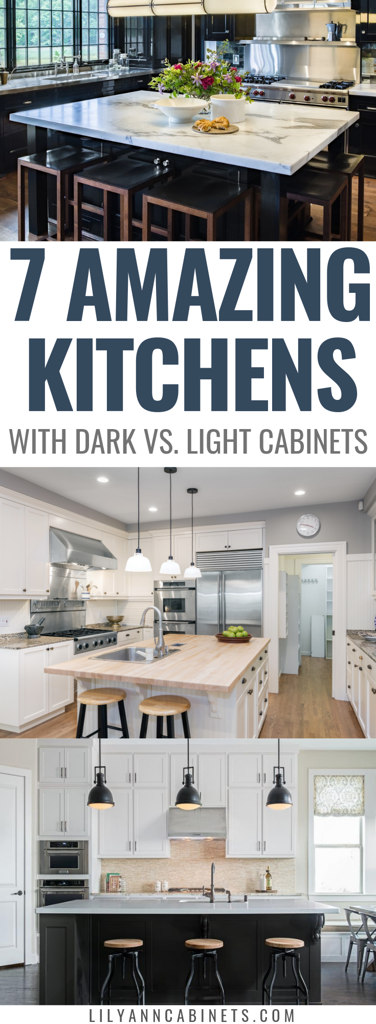 Dark Vs Light Kitchen Cabinets Which Is Right For You In 2020 Light Kitchen Cabinets Kitchen Cabinets Decor Cabinet Decor
