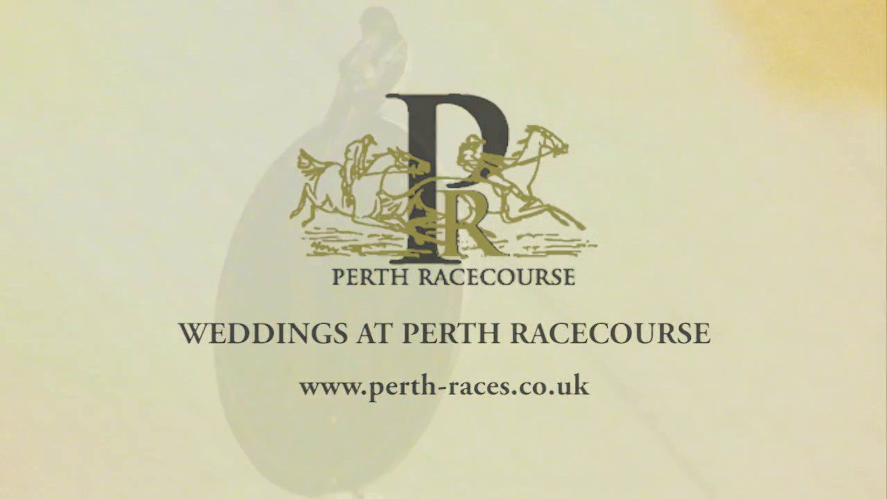 Weddings at Perth Racecourse. An amazing venue to have your wedding: Perth Racecourse Scotland.