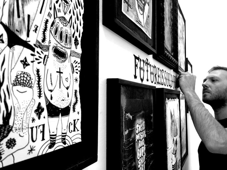 Future is Sold Out / Michele Guidarini Solo Show
