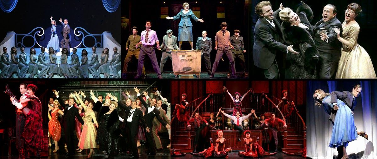The Musicals Of Kander And Ebb Curtains Musicals Curtains Premiere