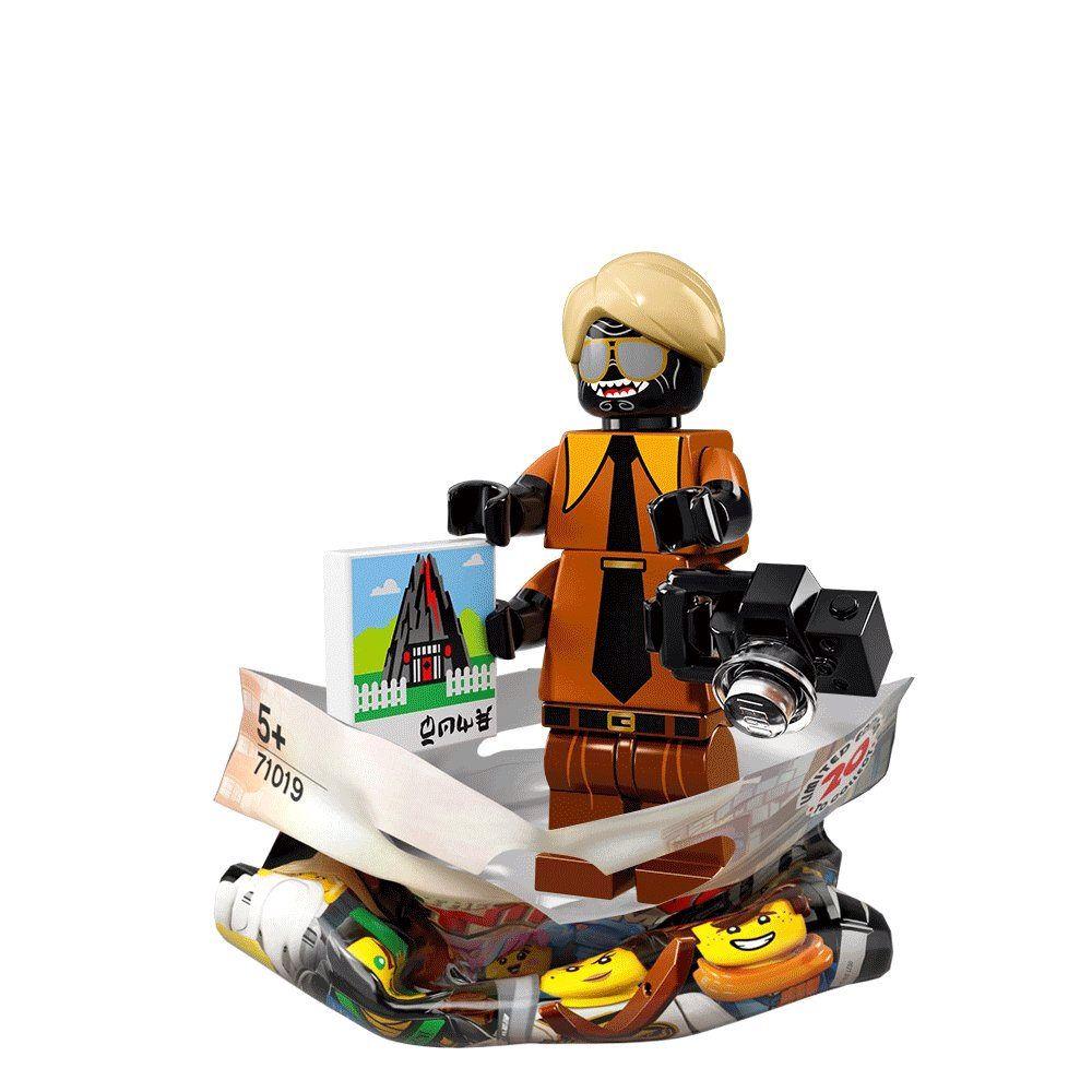 The Lego Ninjago Movie Collectible Minifigures Flashback Garmadon