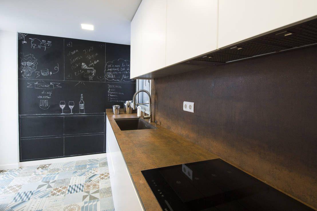 metti una lavagna in cucina ereinventa il tuo spazio