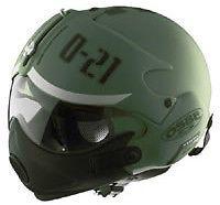 Cara abierta scooter casco osbe GPA Tornado Verde Ejército TR1 Reino Unido todos los tamaños | eBay!
