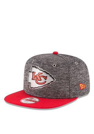0baefc0261977a New Era KC Chiefs Red 2016 Draft Jr 9FIFTY Snapback Hat | NFL ...