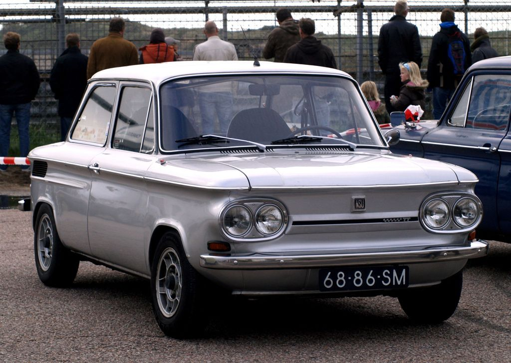 1971 - NSU TT -2