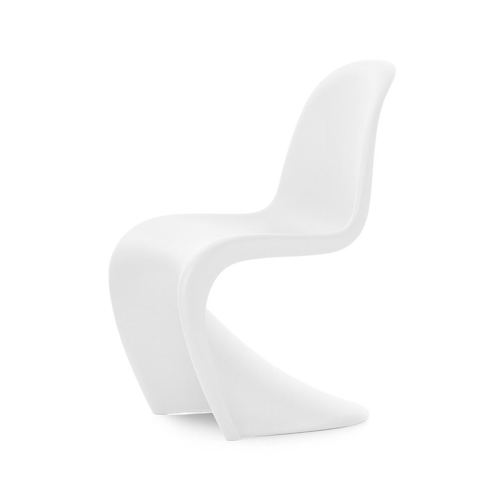 Discover the Vitra Panton Junior Chair - White at Amara