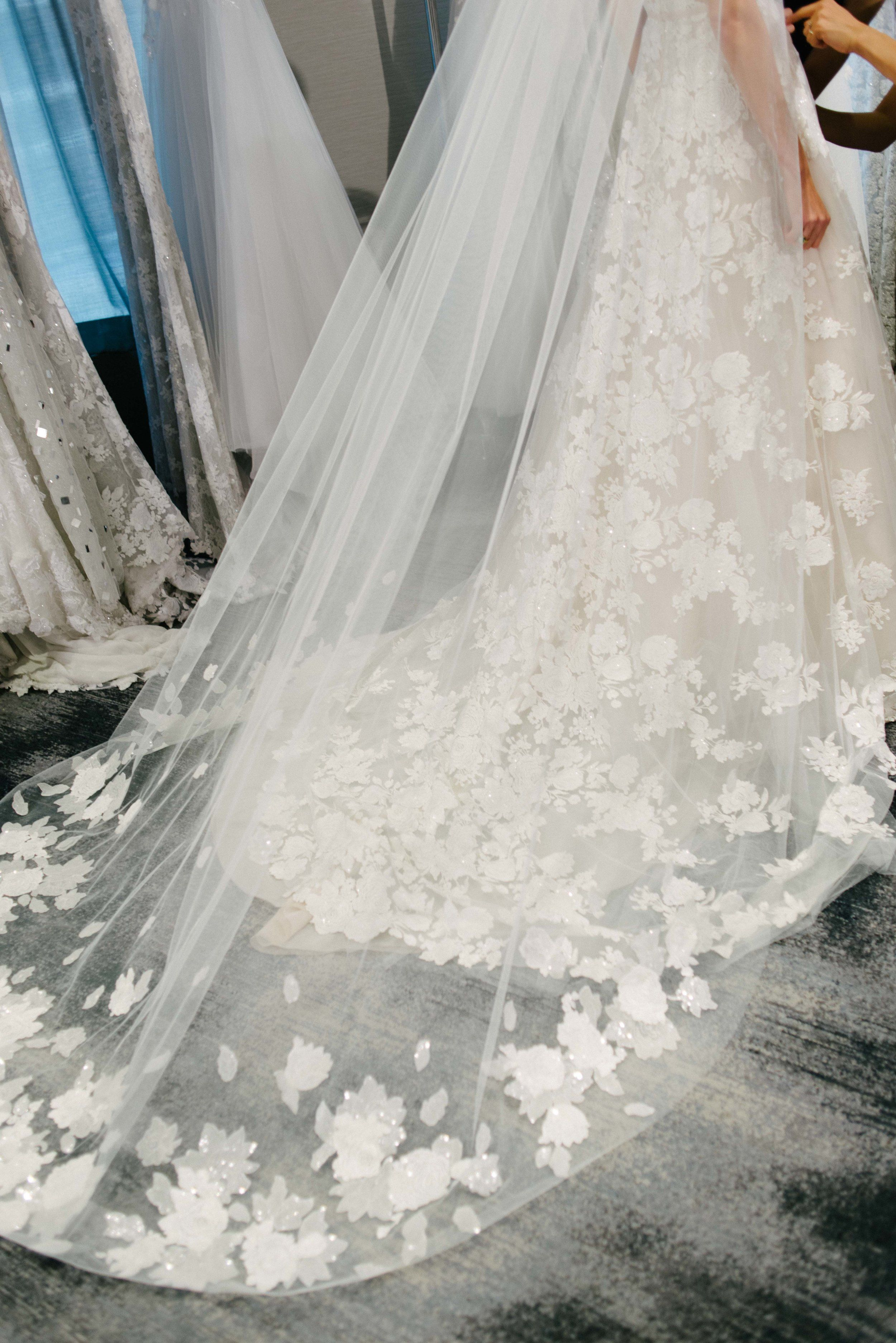 Your Peek Of The New Mira Zwillinger Collection Bridal Fashion