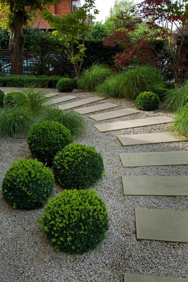 Pea-Gravel Landscaping Ideas | Incredible Pea Gravel decorating ...