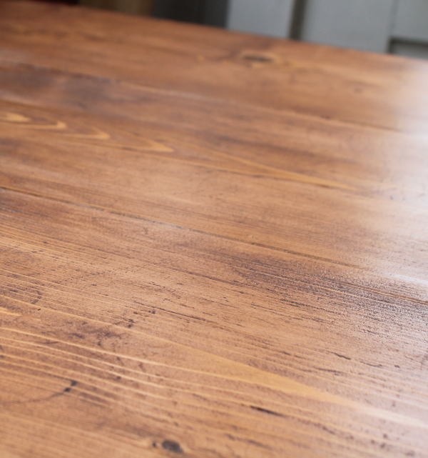 Diy Wood Countertop And Wood Filler For The Kitchen With Images