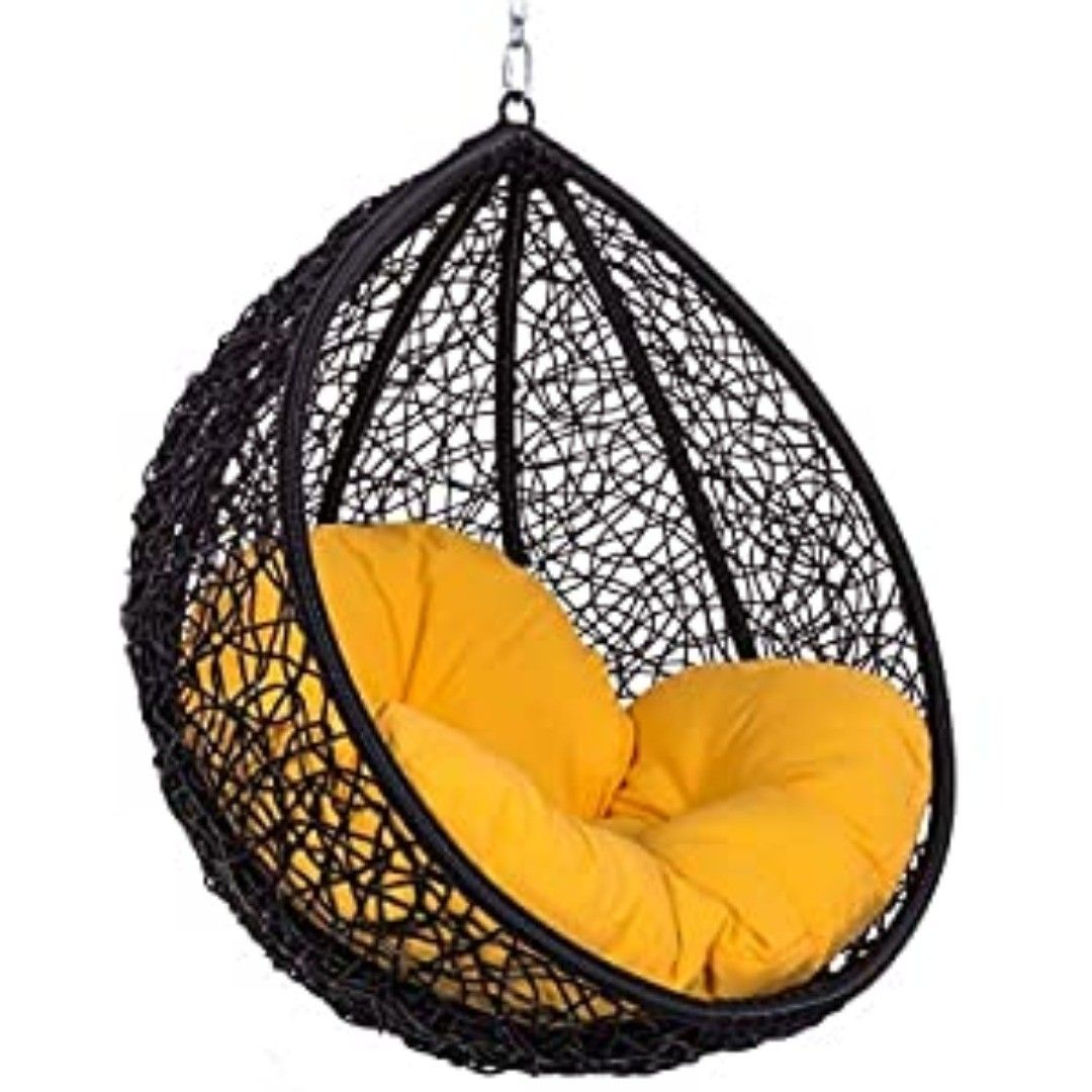 www.besthomelook.in  Duzo Hanging Swing Chair Without Stand for ...
