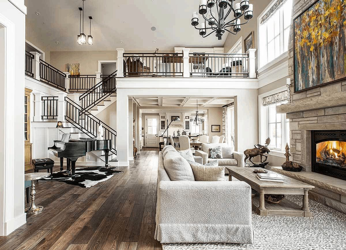 Expensive Modern Living Room Decorating Ideas Best Of 15 Luxury Living Room Designs Stunning Craftsman Style Interiors Craftsman House Home
