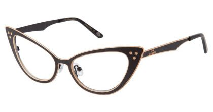 a4ee711cc5 Lulu Guinness L753 Eyeglasses These come in a fab red and silver ...