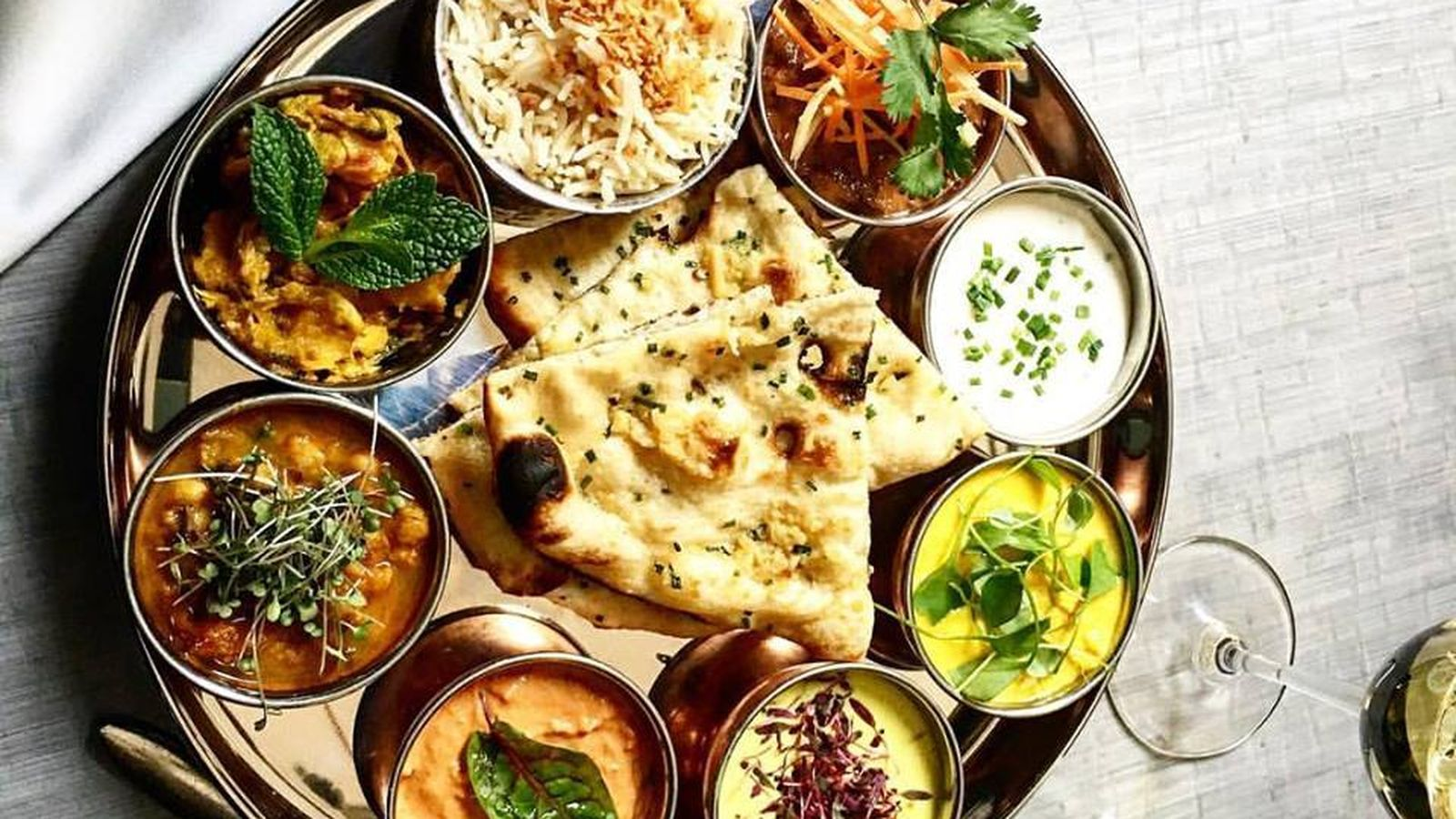Where to Feast on Indian Food in San Francisco and the