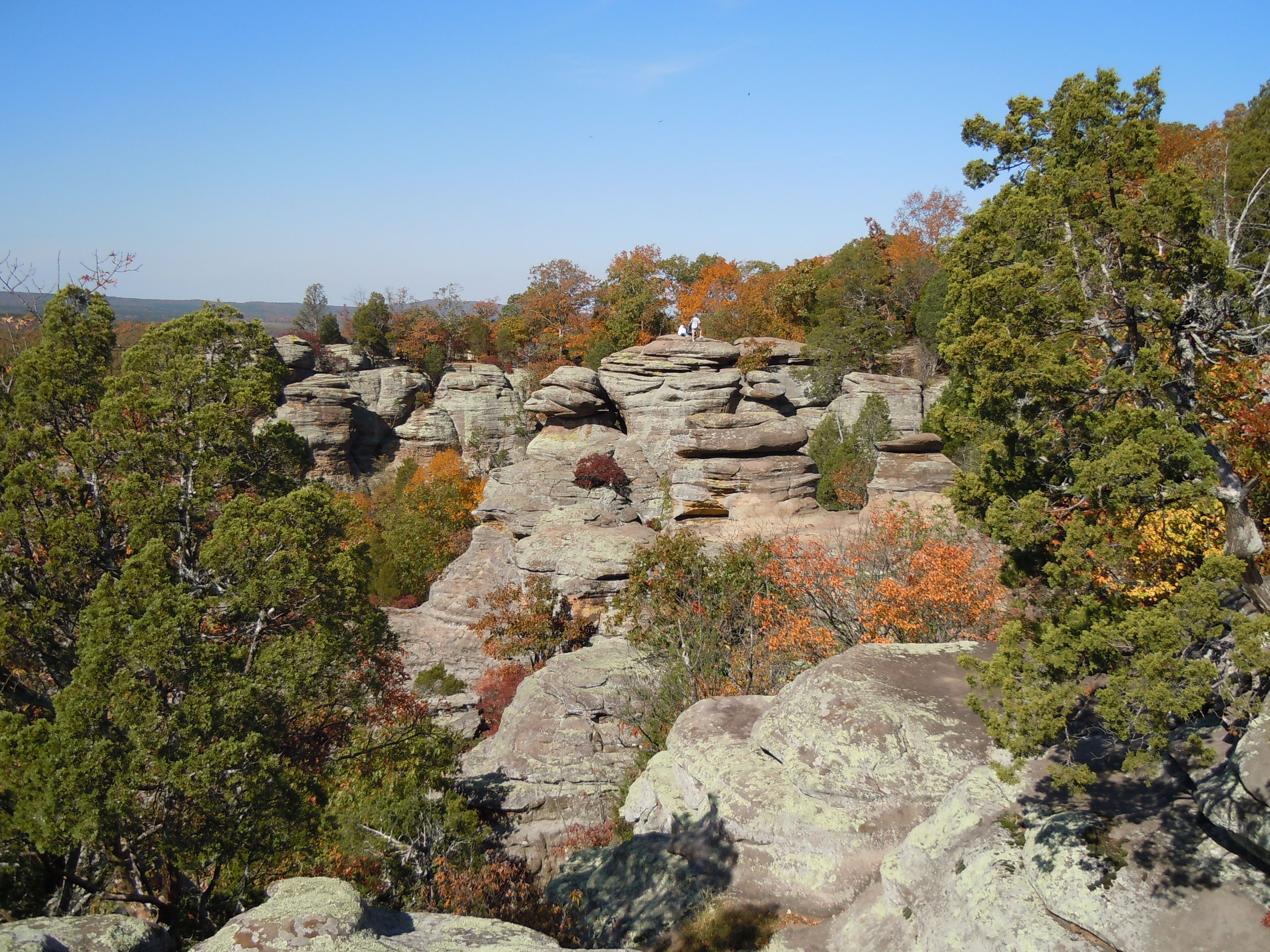 Garden of the Gods Recreation Area-Herod, IL | Favorite Places ...