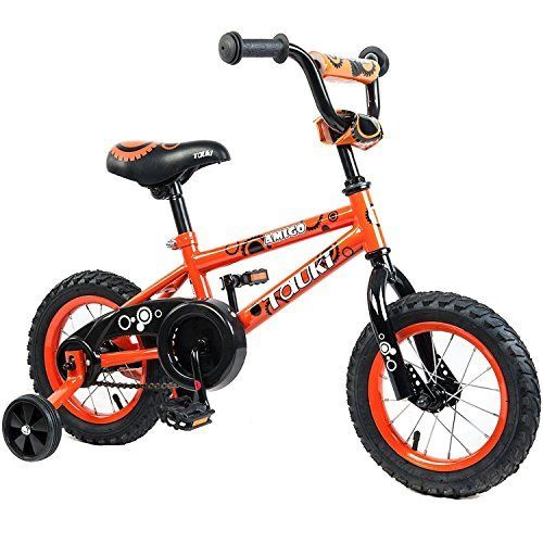 Schwinn Boys 12 Inch Grit Bike Orange Toddler Bicycle Kids Bicycle Boy Bike