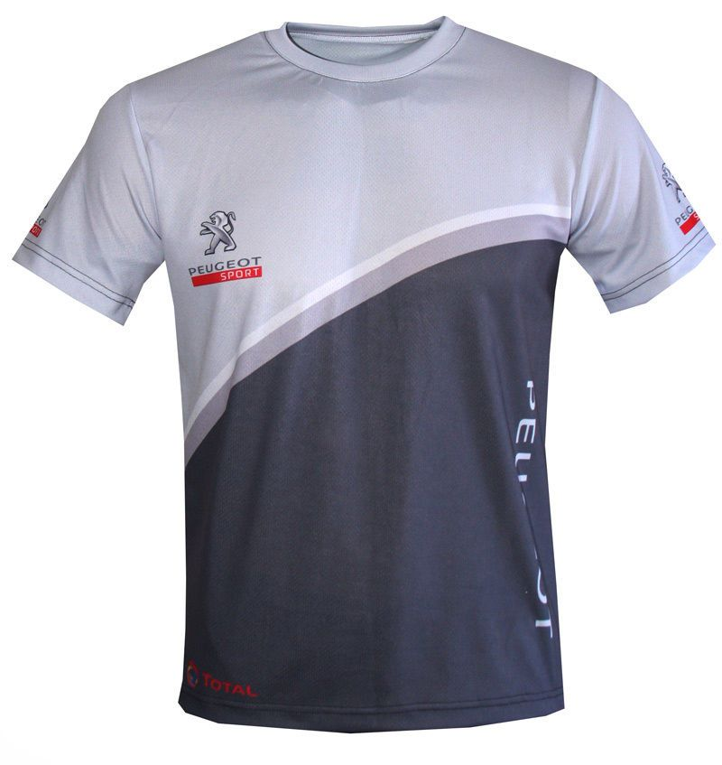 391814f56 Peugeot Sport - All Over Sublimation Print T-shirt Maglietta Camiseta 4.54  #AMFANWAR #GraphicTee